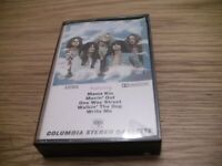 Aerosmith Self Titled Cassette Rock Tape with Dream On