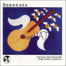 Serenata: Vocal Music from the Americas, New Music