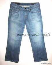 CITIZENS OF HUMANITY Jeans Womens 27 KELLY Low Waist Cropped Capri Denim Capris