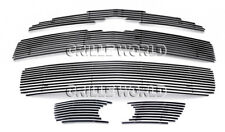 For 2006-2010 Chevy HHR SS Billet Premium Grille Grill  Combo With Fog Light