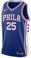 Original Nike NBA Ben Simmons Philadelphia 76ers Swingman Trikot, Größe L (48)