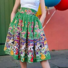Trashy Diva Sz 8 Carnival Skirt Candice Gwinn