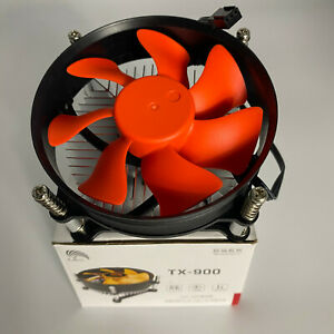 Intel LGA 1155 1156 1150 1151 CPU Heatsink Fan Cooler Desktop PC i7 i5 i3