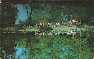 Postcard The Blue Hole Castalia Ohio