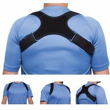 Premium Unisex Upper Back Posture Corrector by GAVIMAX Clavicle Support Brace