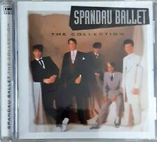 Spandau Ballet The Collection  Cd  SEALED SIGILLATO