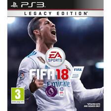 FIFA 18-PS3 * lire description