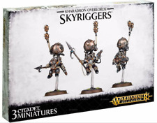Skyriggers Endrinriggers Skywardens Kharadron Overlords Warhammer Age of Sigmar