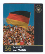 36 12. Mann - Weltmeister Sonderalbum 2018 - DFB Sammelkarten REWE (0)