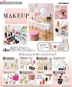 Re-Ment MAKEUP Dresser BOX Complete Box Set of 8 pcs 【Sep 20】