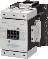 Siemens Leistungs-Schütz 55KW,110-127V/AC/DC/50Hz 3RT1054-6AF36,3S,+ 2NO+2NC
