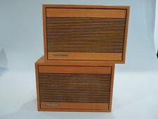 Tandberg Hi-Fi System 113/406-11, 4 OHMS Speakers
