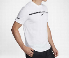 Nike Rafa Aeroreact Men's Tennis T-Shirt Size XXL 854662-100