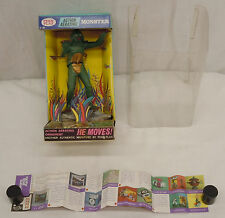 Vintage PENN PLAX Creature Black Lagoon Aquarium Animated Figure 1971 w box
