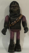 PLANET OF THE APES : SOLDIER APE WIN UP TIN PLATE FIGURE BY MEDI COM TOYS (BY)