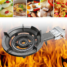 Portable High Pressure Propane Burner Gas Stove Cooking Camping Outdoor BBQ UPS