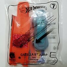 McDonald's Hot Wheels Gazella R Jump 7 Happy Meal Toy Mattel