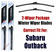 WINTER Wipers 2-Pack fits 2015+ Subaru Outback - 35260/170