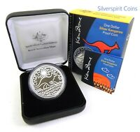 2009 KANGAROO Proof Silver Coin