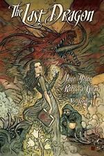 Last Dragon, The, Rebecca Guay, Jane Yolen, Very Good Book