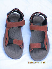 Sandals,Sport,Warm Weather, Sandalen Wildleder braun, Gr. 11M (45) British Army