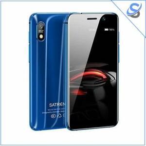 SATREND S11 Android 7.1 Smartphone Quad Core 2GB+16GB Dual SIM GPS 3.22inch 13MP