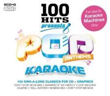 Mit Karaoke vom 100 Hits's Musik-CD