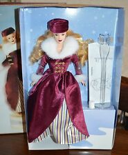 Special Edition Barbie Doll Vicorian Ice Skater