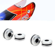 4Pcs 450 500 Metal Canopy Mounting Nuts for Trex RC helicopter
