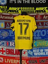 4/5 BVB Borussia Dortmund boys 12 years 152cm #17 football shirt jersey trikot