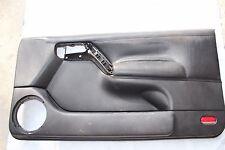 VW GOLF CABRIO DOOR PANEL BLACK RIGHT
