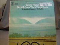 "Bruno Walter-Dvorak-New World Symphony-12"" Vinyl LP Record"