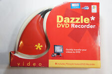 Brand NEW Dazzle DVD Recorder (Old Version) - Quick Transfer Your Video to DVD