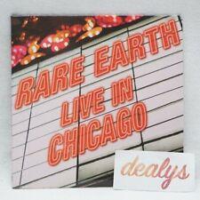 Rare Earth - Live in Chicago, CD, Ltd Ed, Mini LP Sleeve