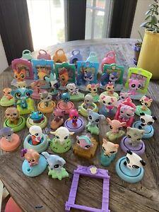 Huge Lot of McDonalds Toys Littlest Pet Shop 43 Pets