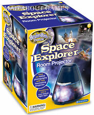 SPACE EXPLORER™ ROOM PROJECTOR Science Stars Toy Night Light Boys Girls Room