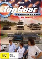 Top Gear -  The Great Adventures - US Special (DVD, 2008) BRAND NEW SEALED