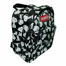 Snoopy Mini Backpack Kids Nursery Primary School Bag Lunch Small Gift Idea NEW
