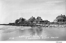 1930's Lord's Point Cottages, Kennebunk Beach Maine
