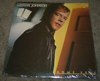 Home Free Michael Johnson~SEALED NEW~1981 Pop Classic Rock~FAST SHIPPING!!!