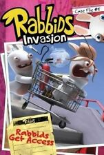NEW Case File #5 Rabbids Get Access (Rabbids Invasion) by David Lewman
