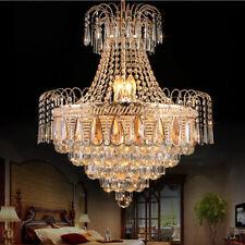 Modern Luxury K9 Crystal Chandelier Home Decor Ceiling Fixtures Pendant Lighting