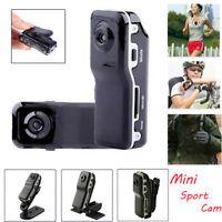 Mini Wireless Bike Helmet Dash Camera DVR Cam Body Worn Motorbike Video Recorder