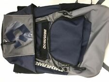 """New Other DeMarini VooDoo Paradox Backpack Baseball Navy L: 14.5"""" W: 9.5"""" H: 19"""""""