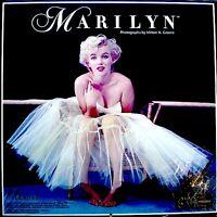 Marilyn Monroe Calendar 2000 Milton Greene Ballerina Publicity Photo NM/M SEALED