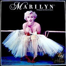 Marilyn Monroe Calendar 2000 Milton Greene Ballerina Publicity Photo Promo Pinup