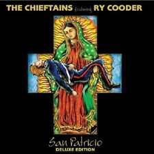 The Chieftains Featuring Ry Cooder San Patricio Deluxe Edition CD+DVD NEW 2010