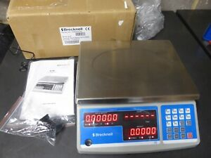 Brecknell B140 Parts Counting Scales 6Kg
