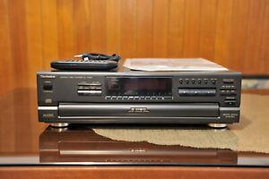 Technics SL-PD887 CD Player/Changer + Remote Control