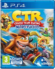 Crash Team racing NITRO-Alimenté (PS4) Neuf Et Scellé-EN STOCK-envoi rapide
